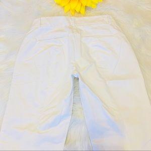 Ann Taylor Pants - Ann Taylor White Capri Pants